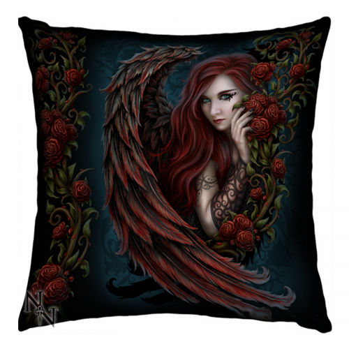 Linda M Jones, Daemon in Rosa, Cushion