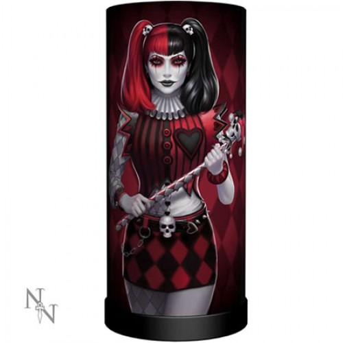 Nemesis Now James Ryman Dark Jester Lamp