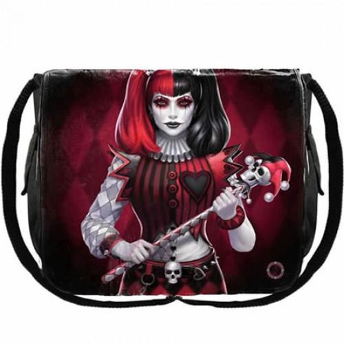 Nemesis Now James Ryman Dark Jester Messenger Bag