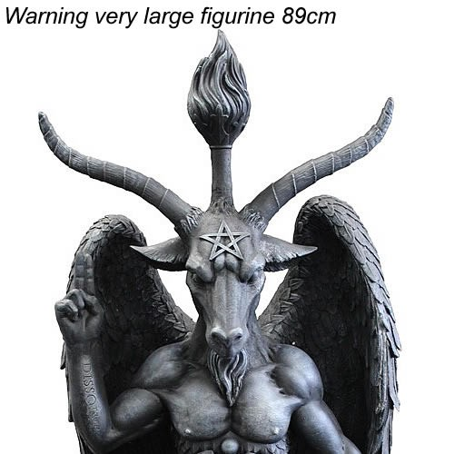 Nemesis Now Baphomet Figurine (very big)