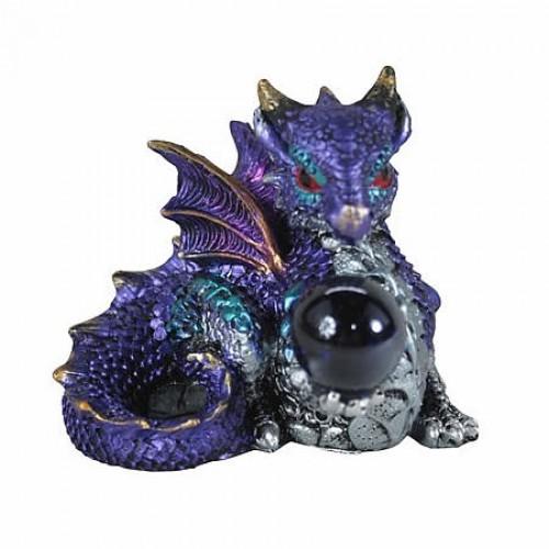 Pack Of 4 Hatchling Treasures Dragon Figures