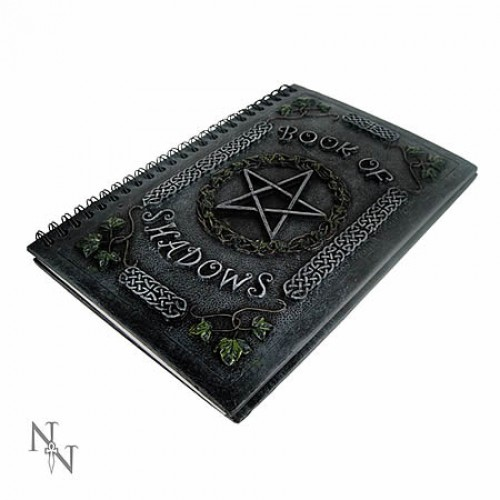 Nemesis Now Ivy Book of Shadows Resin Journal