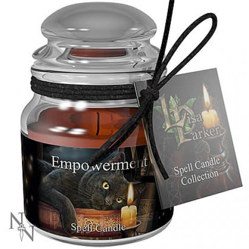 Nemesis Now Lisa Parker Witching Hour Candle Patchouli (box of 6)