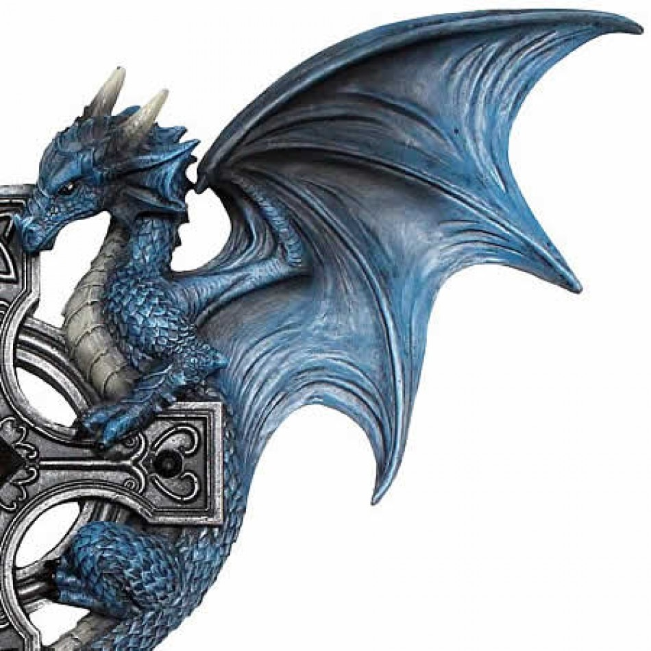 vampires kitchen nemesis now anne stokes dragon duo wall plaque. Black Bedroom Furniture Sets. Home Design Ideas
