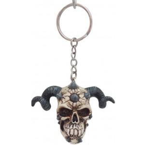 Brute Skull Key Rings (Set of 6 Only)