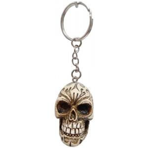 Tribal Skull Key Ring (Set of 6 Only)
