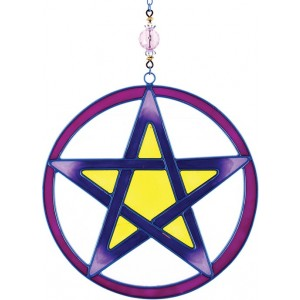 Pentagram Light Catcher