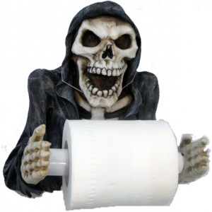 Nemesis Now Reapers Revenge Toilet Paper Holder