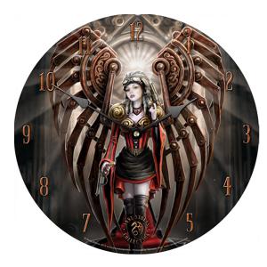 Nemesis Now Anne Stokes Avenger Wall Clock