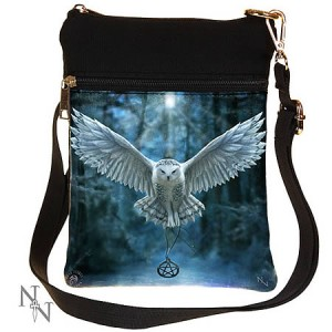 Nemesis Now Anne Stokes Awaken Your Magic Shoulder Bag