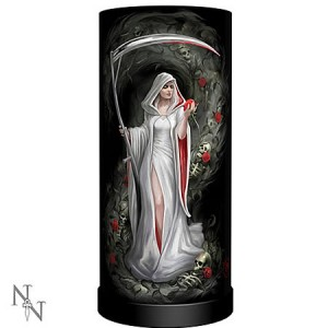 Nemesis Now Anne Stokes Life Blood Lamp
