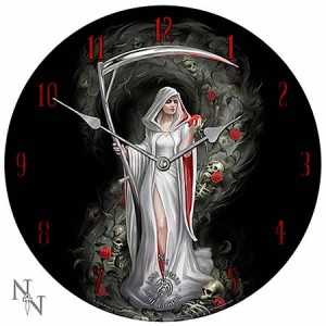 Nemesis Now Anne Stokes Life Blood Clock