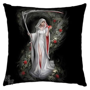 Nemesis Now Anne Stokes Life Silk Finish Cushion
