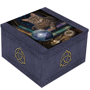Lisa Parker, Fortune Teller Mirror Box