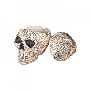 Celtic Skull Box Small