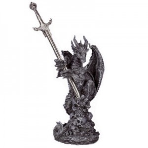 Nemesis Now Slayer Dragon Letter Opener