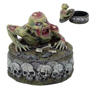 Rising Zombie Trinket Box