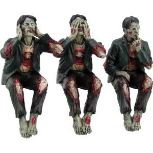 Nemesis Now See No Evil, Hear No Evil, Speak No Evil Zombies
