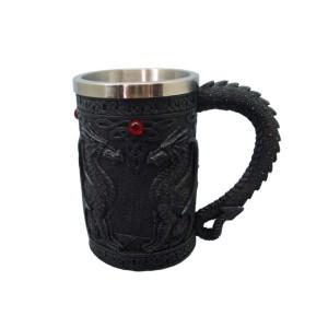 Nemesis Now Black Wing dragon Tankard