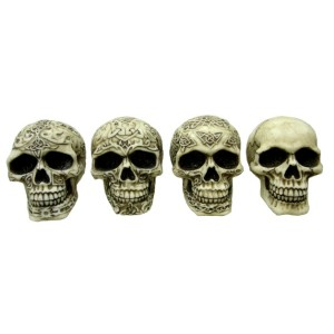 Smile Set 4 Skulls