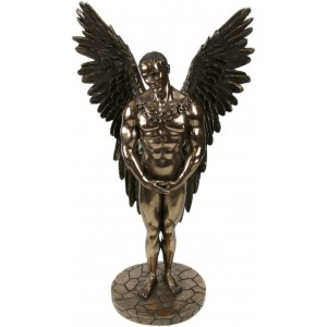 Nemesis Now Heaven Sent Angelic Male Figurine (Large)