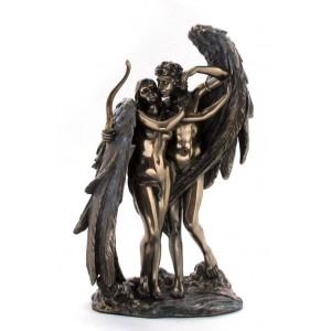 Cupid & Psyche Angelic Figurine (Medium)