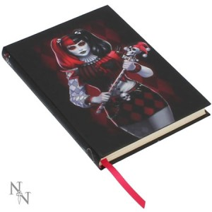Nemesis Now James Ryman Dark Jester Journal
