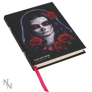 Nemesis Now James Ryman Sugar Skull Journal