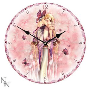 Nemesis Now Selina Fenech Littlest Fairy Clock