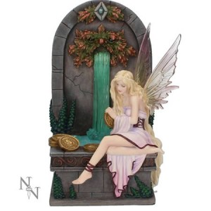 Nemesis Now Selina Fenech Fairy Wishing Well Figurine