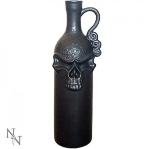 Nemesis Now Alchemist Decadent Death Decanter Bottle