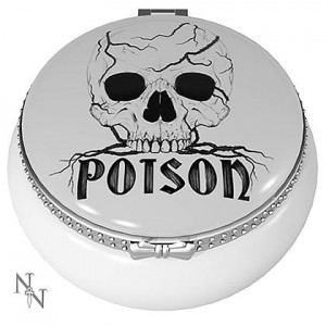 Nemesis Now Alchemist Poison Trinket Box