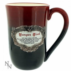 Nemesis Now Alchemist Vampires Blood Mug
