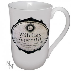 Nemesis Now Alchemist Witches Apertif Mug