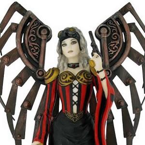 nemesis Now Anne Stokes Avenger Figurine
