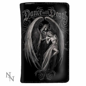 Nemesis Now Anne Stokes Dance With Death Purse