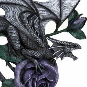 Nemesis Now Anne Stokes Dragon Beauty Wall Figurine