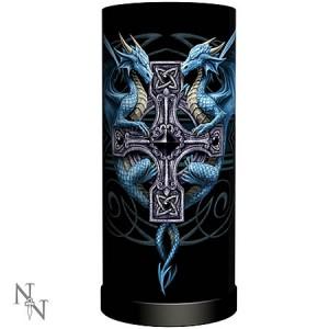 Nemesis Now Anne Stokes Dragon Duo Lamp