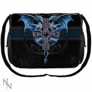 Nemesis Now Anne Stokes Dragon Duo Messenger Bag