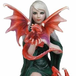 Nemesis Now Anne Stokes Dragonkin Figurine