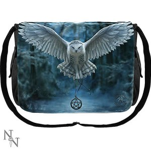 Nemesis Now Anne Stokes Awaken Your Magic Messenger Bag