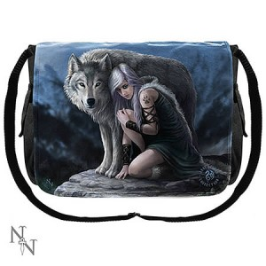 Nemesis Now Anne Stokes Protector Messenger Bag