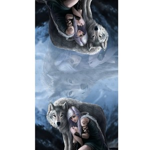 Nemesis Now Anne Stokes Protector Scarf