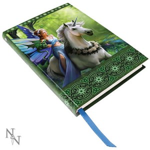 Nemesis Now Anne Stokes Realm of Enchantment Embossed Journal