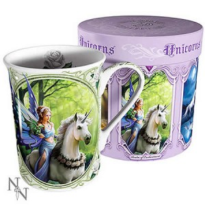 Nemesis Now Anne Stokes Realm of Enchantment Mug
