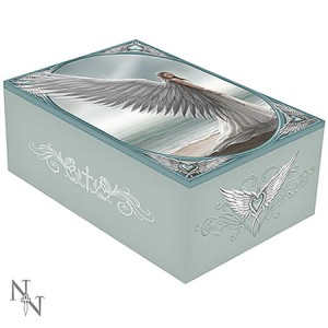 Nemesis Now Anne Stokes Spirit Guide Tarot Box
