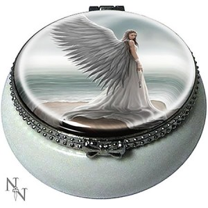 Nemesis Now Anne Stokes Spirit Guide Trinket Box