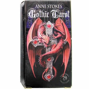 Nemesis Now Anne Stokes Gothic Tarot Cards