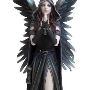 Nemesis Now Anne Stokes, Harbinger Figurine