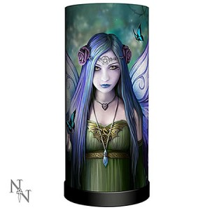 Nemesis Now Anne Stokes Mystic Aura Lamp